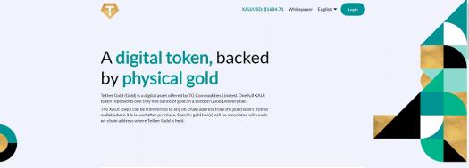 Tether Gold (XAUT)