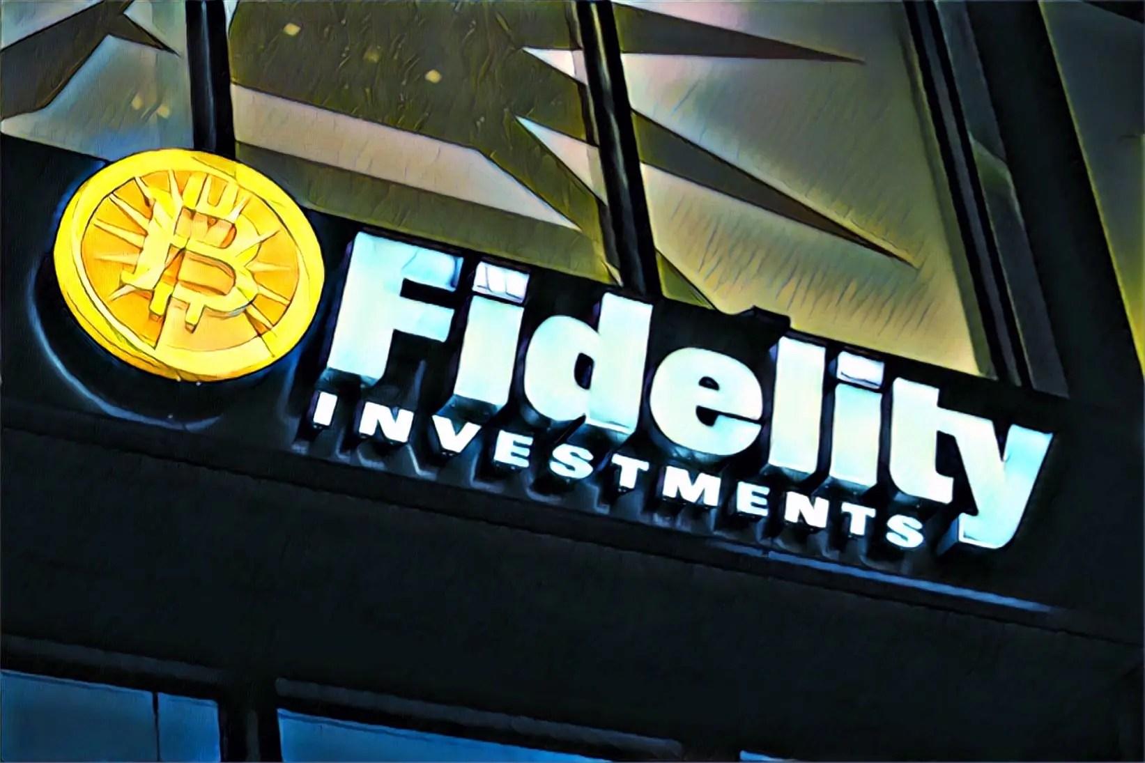 Fidelity Bitcoin ETF