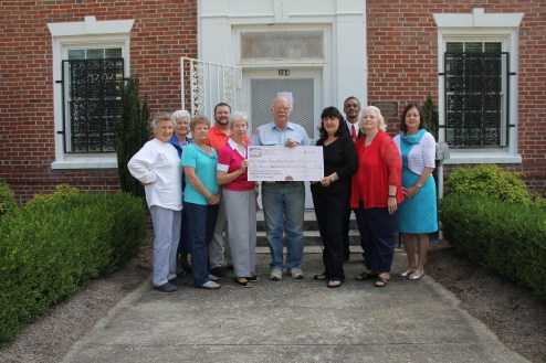 Check Presentation from DCHS to DCHC