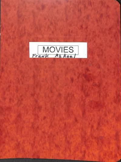 Movie Tickets Stubs
