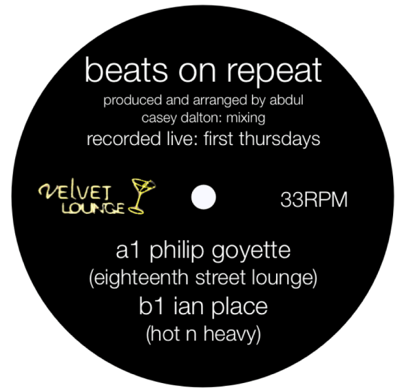 Beats on Repeat with Philip Goyette and Ian Place