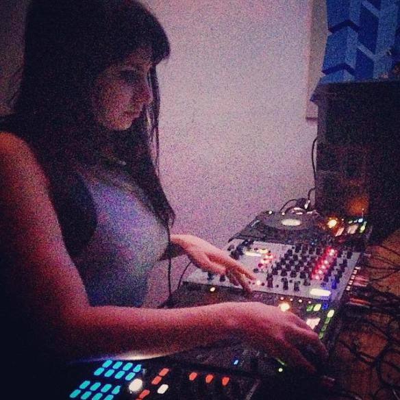 Sarah Myers 5+ hour extended set at Lost Society