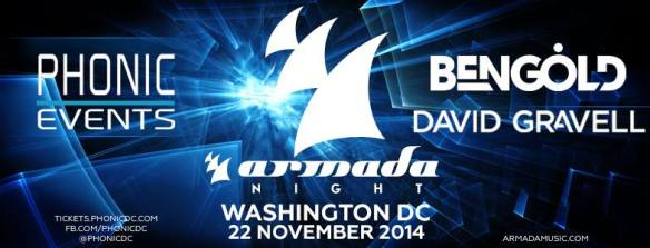 Armada presents Ben Gold with David Gravell at Phonic