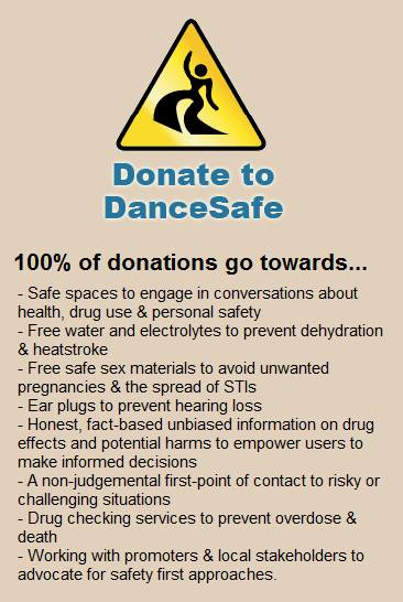 Donate to Dance Safe