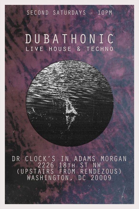 dubathonic Live at Dr. Clock's Nowhere Bar