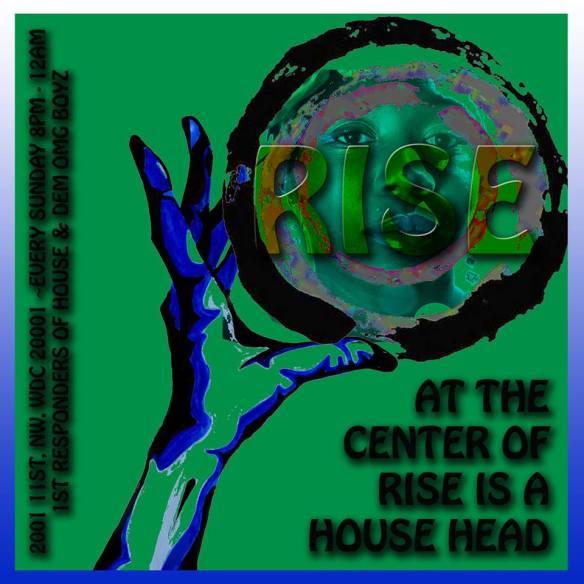 RISE - Rhythm In Soul Elevated at Liv Nightclub