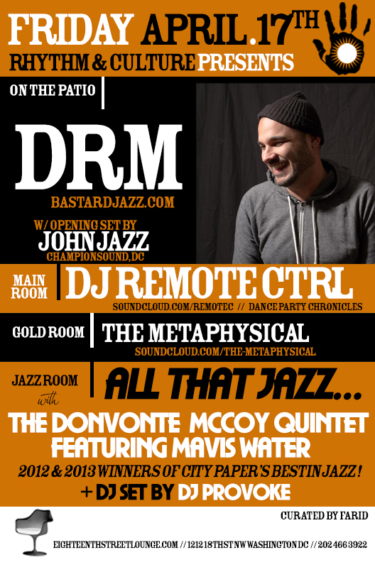 ESL Friday with DRM & John Jazz
