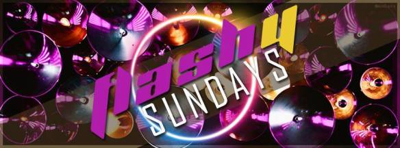 Flashy Sundays Cherry - Super Nova with DJ Sean Morris and DJ Benny K at Flash