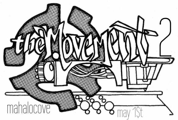 The Movement ****** Round 2 at Mahalo Cove, Sterling