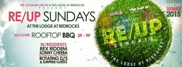 RE/UP Sunday's w/Fort Knox Rec Artist Resident DJ's at The Lodge at Redrocks