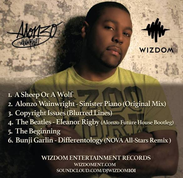 Look Deeper IV: Alonzo Wainwright - Sheep or Wolf EP Release Party at Look Restaurant & Lounge