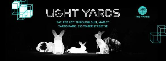 Light Yards with DJ Lisa Frank at Yards Park
