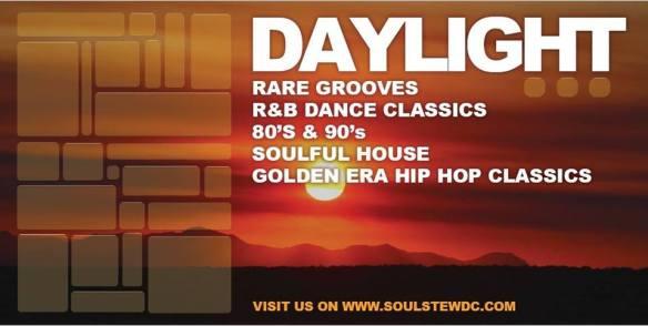 Daylight End Of an Era Party with DJ Divine, DJ Bill Source, DJ YZO, DJ Rahsaan Jackson, OMG Boyz, DJ Jahsonic and DJ Ernest Fountain at Bohemian Caverns / Liv Nightclub