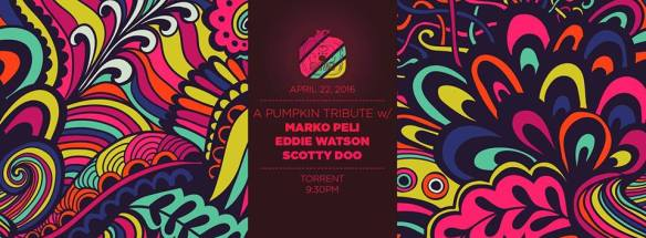 Bass Tribe Baltimore A Pumpkin Tribute with Marko Peli, Eddie Watson and Scotty Doo at Torrent, Towson