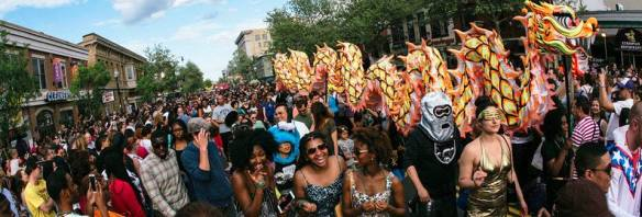 Funk Parade 2016 on U Street