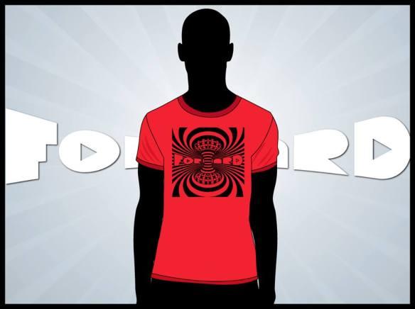 forward 2016 t shirt