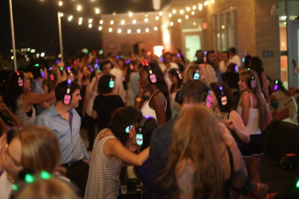 Silent Disco Shaw at Cambria Suites Washington DC Convention Center