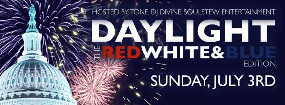 Daylight with DJ Divine at The 201 Bar
