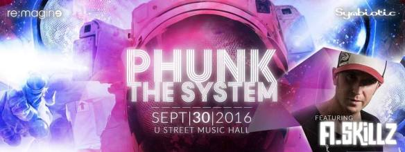 Phunk the System with A.Skillz, Qdup, DJ Proxxy & Lantern vs. DJ Throdown & Ciconte at U Street Music Hall