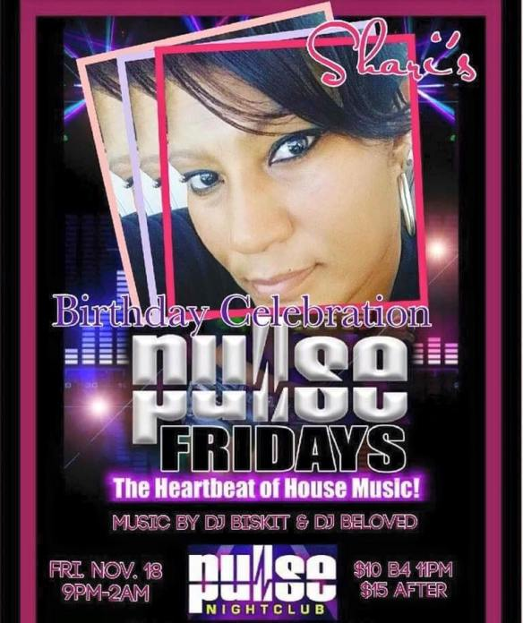 Pulse Friday The BPM Experience with DJ Biskit and DJ Beloved at Pulse Nightclub, Baltimore