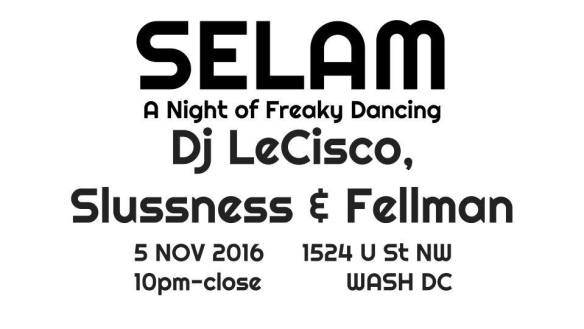 A Night of Freaky Dancing with LeCisco, Slussness & Fellman at Tropicalia