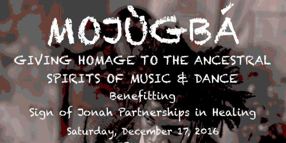 Mojùgbá: Giving Homage to The Ancestral Spirits of Music & Dance with Aphrosoul Lukumi at Sankofa Video Books & Cafe