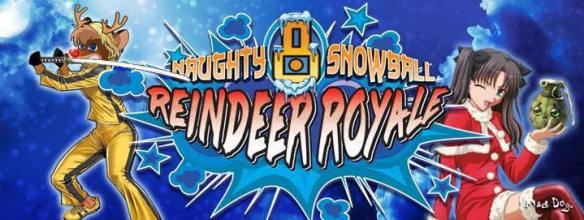 Mischief presents: Naughty Snowball H8 - Reindeer Royale at Rock'n'Roll Hotel