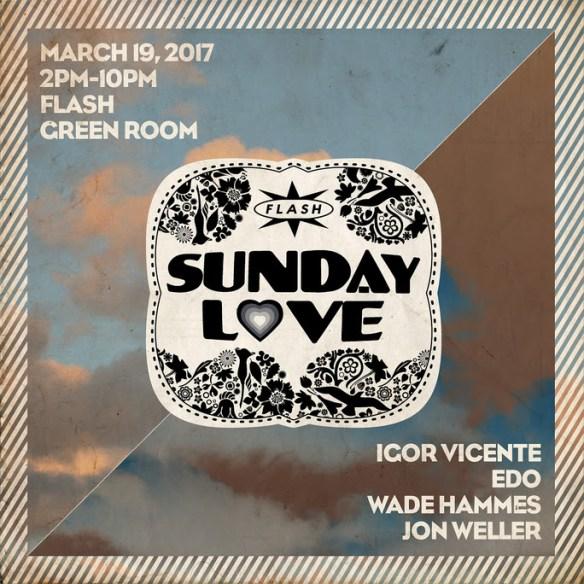 Sunday Love: Igor Vicente, Edo, Wade Hammes, Jon Weller at Flash