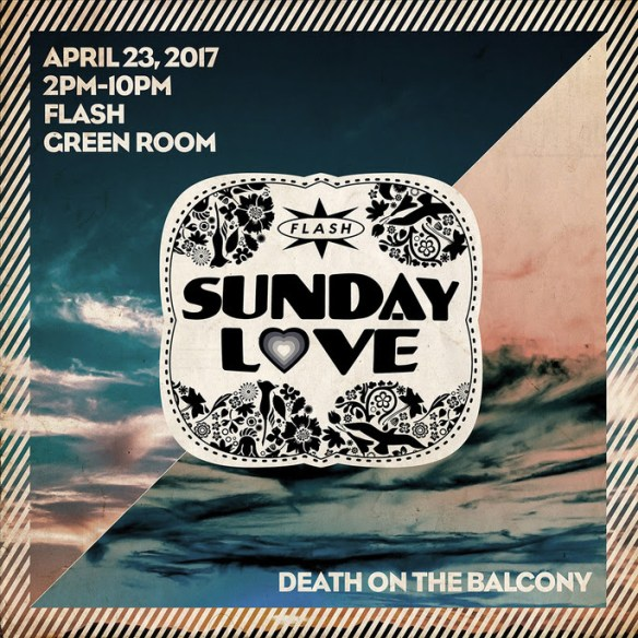 Sunday Love: Death on the Balcony at Flash