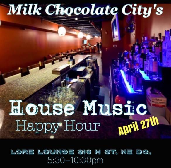House Music Happy Hour with Chosen, DJ V-Coch, Arthur J, DJ Paul Howard & Dromme at Mythology Restaurant & Lounge