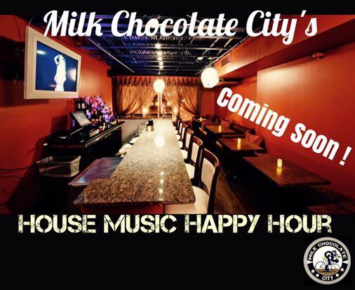 House Music Happy Hour with Chosen, DJ V-Coch, Arthur J, DJ Paul Howard & Dromme at Mythology Restaurant & For Lounge