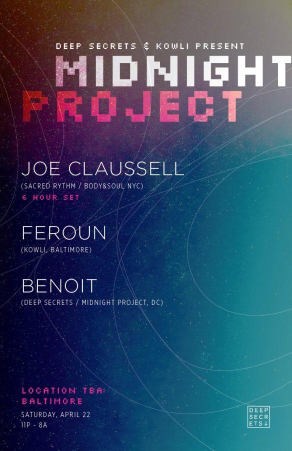 midnight project joe claussell