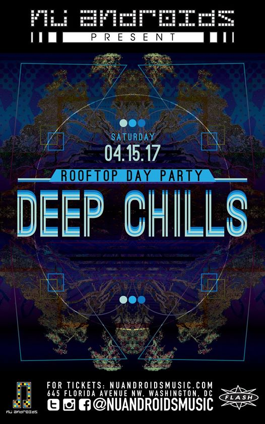 Day Party with Deep Chills at Flash