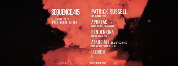 SEQUENCE.415_Patrick Russell (The Bunker), Aphreaq, Ben Jenkins, Associate aka Boss Ross & Ledroit at Secret Location