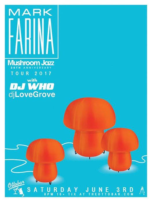 Mark Farina, DJ Who & DJ Lovegrove at Ottobar, Baltimore