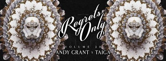 Regrets Only with Andy Grant and Taiga at Ten Tigers Parlour