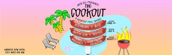 The Cookout with Bodywork x Juice at The Embassy Row Hotel