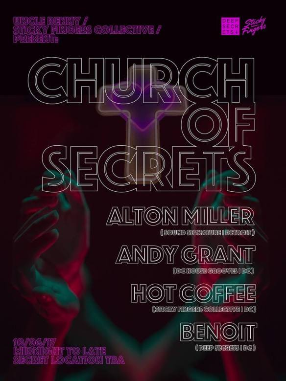 church of secrets