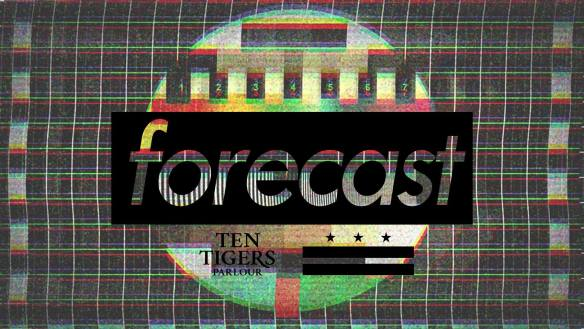 Forecast: 001 with Jett Chandon, Vanniety Kills, Associate & Encryption at Ten Tigers Parlour