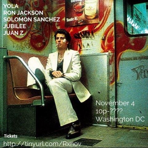 Prescription with Yola, Ron Jackson, Solomon Sanchez, Jubilee & Juan Zapata at Warehouse Location