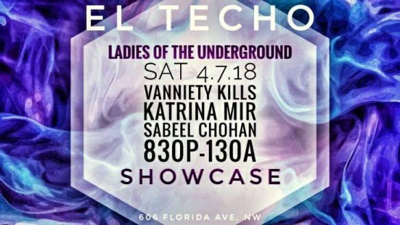 ladies of the underground
