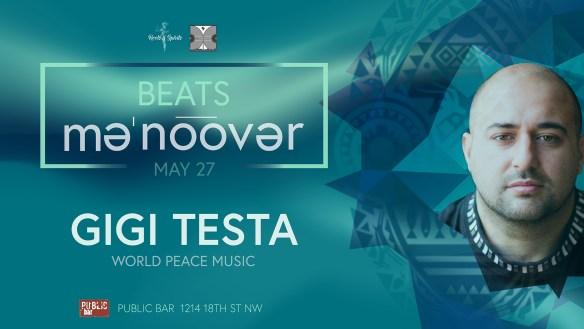 Beats Maneuver Gigi Testa