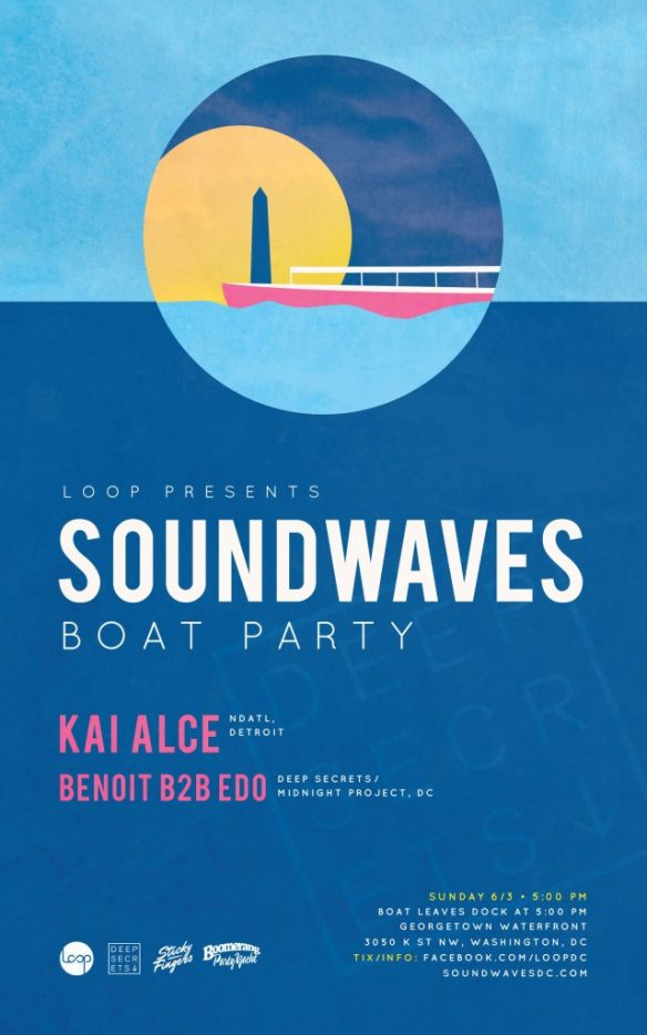 soundwaves boat party kai alce