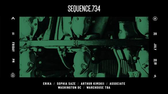 sequence 734