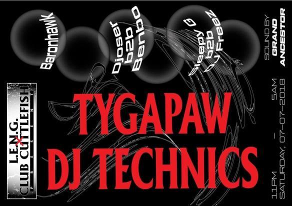 tygapaw dj technics