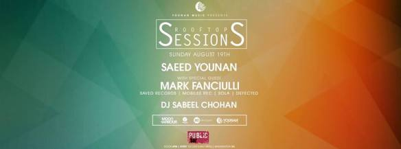 rooftop sessions saeed younan mark fanciulli