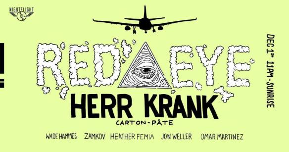 red eye herr krank