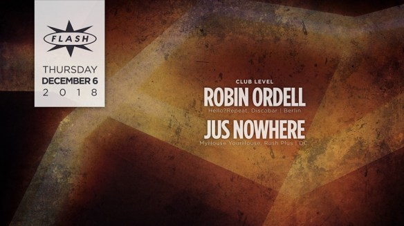 robin ordell jus nowhere flash