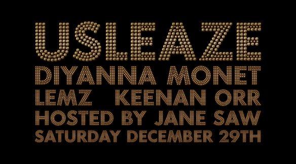 U Sleaze Holiday Party