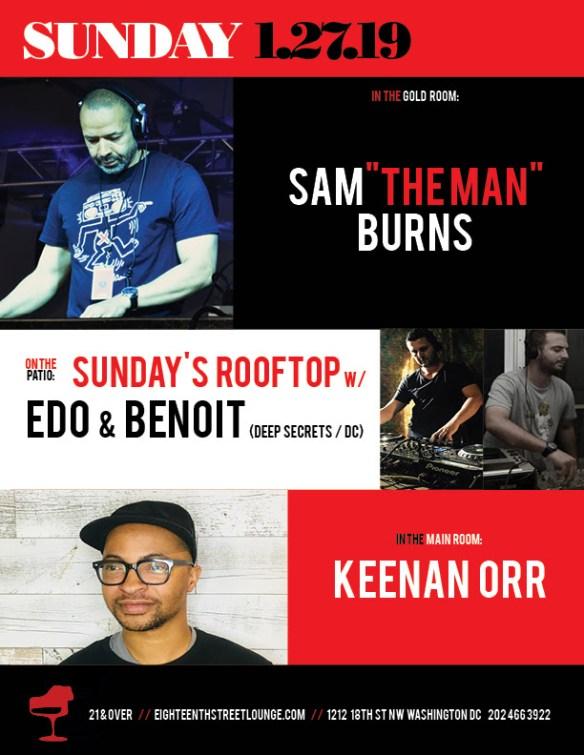 ESL Sunday Sundays Rooftop